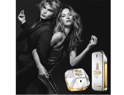 One Million Lucky and Lady Million Lucky by Paco Rabanne
