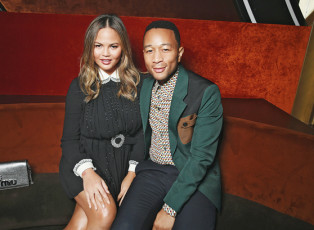 John Legend releases a new Christmas Album