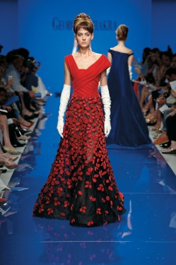 Georges Chakra Couture FW 15-16 Look 30