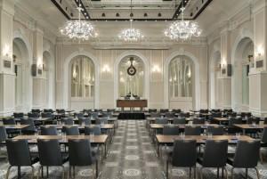 Hilton Paris Opera_Baccarat room