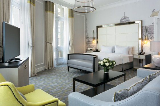 Hilton Paris Opera_Rotonde Suite