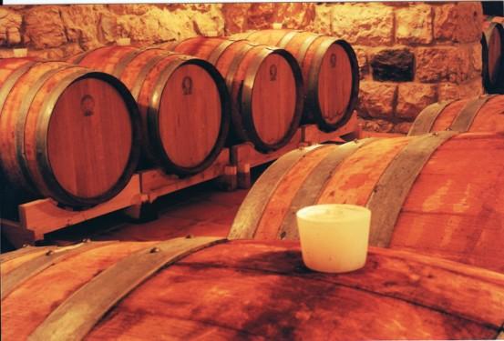 9-oak barrels 2