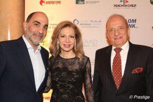 Imad el Khalil, Joumana et Jean Tamer