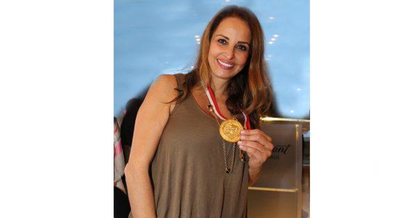 May Sakr Medaille