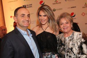Ziad and Ruan el-Khalil, Mona Halabi