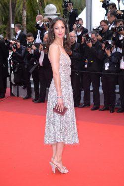 """Berenice Bejo al red carpet """"The BFG"""" Festival di Cannes 14/05/2016 Ph. Max Montingelli/SGP"""