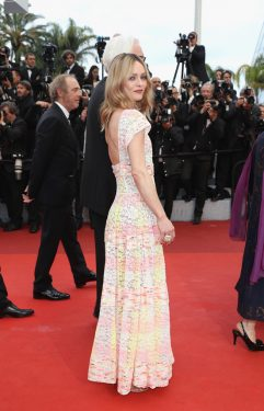 """CANNES, FRANCE - MAY 11: Member of the Jury Vanessa Paradis attends the """"Cafe Society"""" premiere and the Opening Night Gala during the 69th annual Cannes Film Festival at the Palais des Festivals on May 11, 2016 in Cannes, France. (Photo by Andreas Rentz/Getty Images)"""
