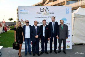 BGA Committee with romania ambassador copy