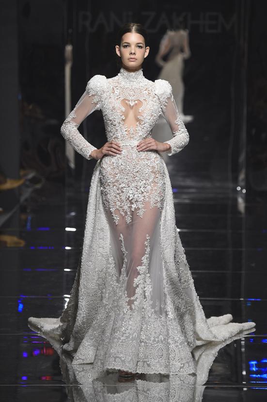 34-Rani Zakhem Sumptuous Empires Rekindled Colletion - Haute Couture Rome